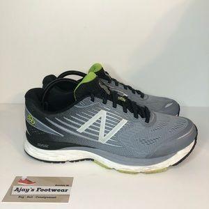 New Balance Mens 880v8 Running Shoes Size 9.5 Gray